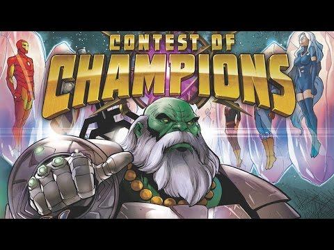 EU PREZINTA #1 Marvel Contest of Champions