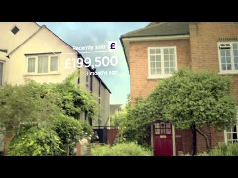 Zoopla TV advert - Sold Prices