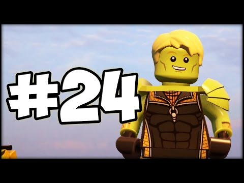LEGO MARVEL AVENGERS - LBA - Episode 24 : HULKLING FLIGHT!