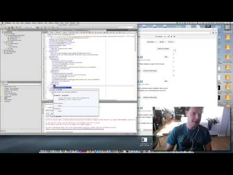 Creating JavaFX Apps with Mirah in Netbeans