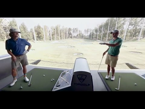 360 VR Video Golf Tips - How to Hit a Draw & Fade