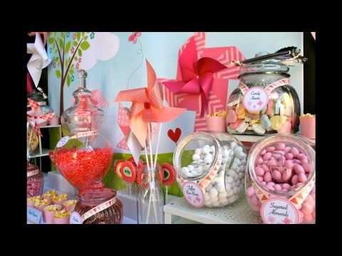 Summer baby shower themes decorations ideas