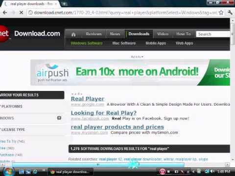 how to download realplayer