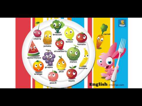 Online English games - Click and tell online game - English language learning games for kids