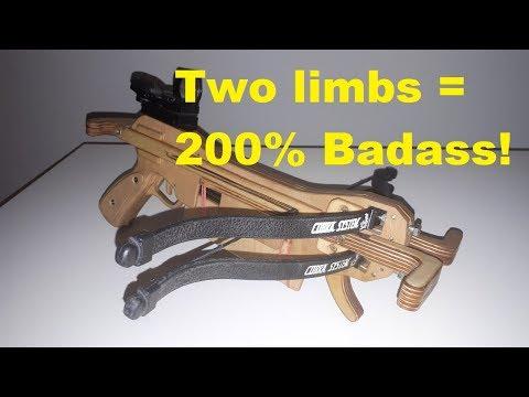 The Double Crossbow - Twice Badass?