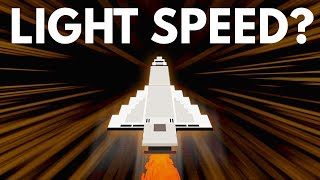 What If You Traveled Faster Than The Speed Of Light?