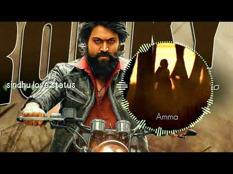 kgf mother song ringtone free download
