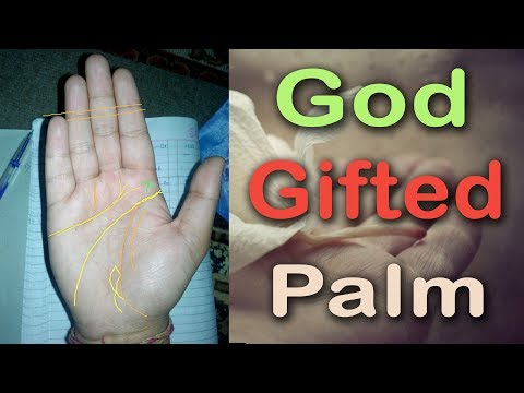 Palm reading of billionaire | Palm reading personality