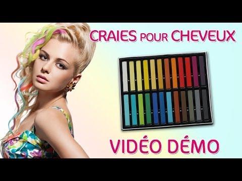 Royal Hair Chalk - Craies pour cheveux  by Royal Extension