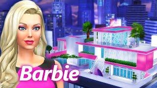 BARBIE DREAM PENTHOUSE  [ The Sims 4 Build ]