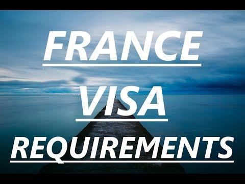 France Visa Documents Check list | France Visa Requirements | France Visa Status