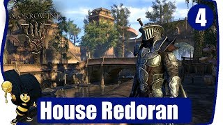 Eso Morrowind 2017 Gameplay Walkthrough Pve Questing Part 4 - House Redoran Story Quest