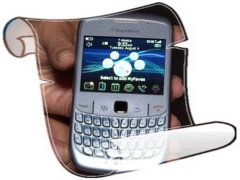 How To Activate GPRS Setting On Blackberry Curve 8520