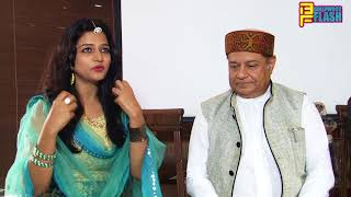 Song Launch Hare Krishna By Rutbaa With Anup Jalota & Singer Anuja Rutba