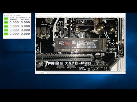 Samsung NVMe 960 pro 512GB M.2 SSD Review - Benchmark - Amazing!