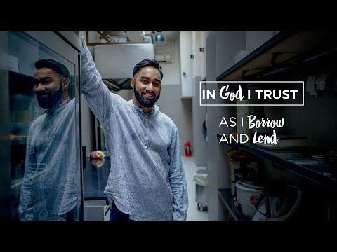 In God I Trust: As I Borrow and Lend