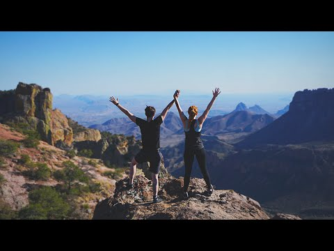 MOST INCREDIBLE HIKE EVER! - Big Bend Travel Vlog