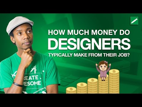 How Much Money Do Graphic Designers Make?