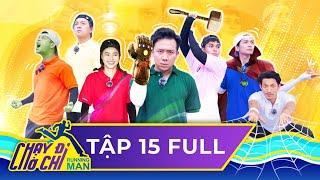 Chạy Đi Chờ Chi | Tập 15 FULL |Trấn Thành có là người chiến thắng cuối cùng ? | Running Man Việt Nam
