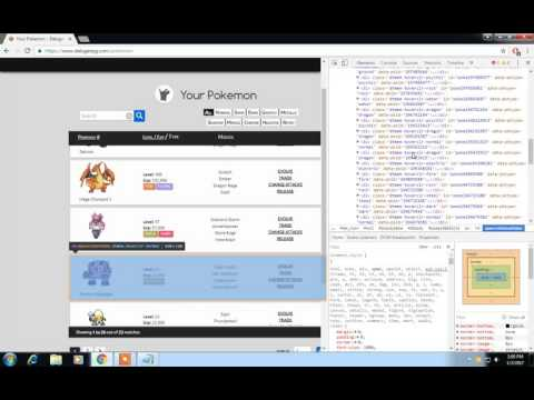 how to hack pokemon in delugerpg within a few minutes