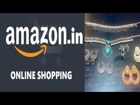Online Shopping Haul 2018 | Amazon Shopping Haul | Indian jewelry shopping haul from amazon
