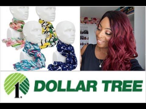 DOLLAR TREE | Hair Accessories, Beauty Baskets, Stylish Scarfs & MORE!!