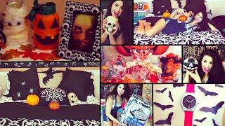 Diy Halloween Room Decor Fall Organization
