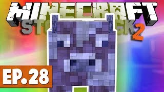 Minecraft StoneBlock 2 - Sifting Automation & The End! #4