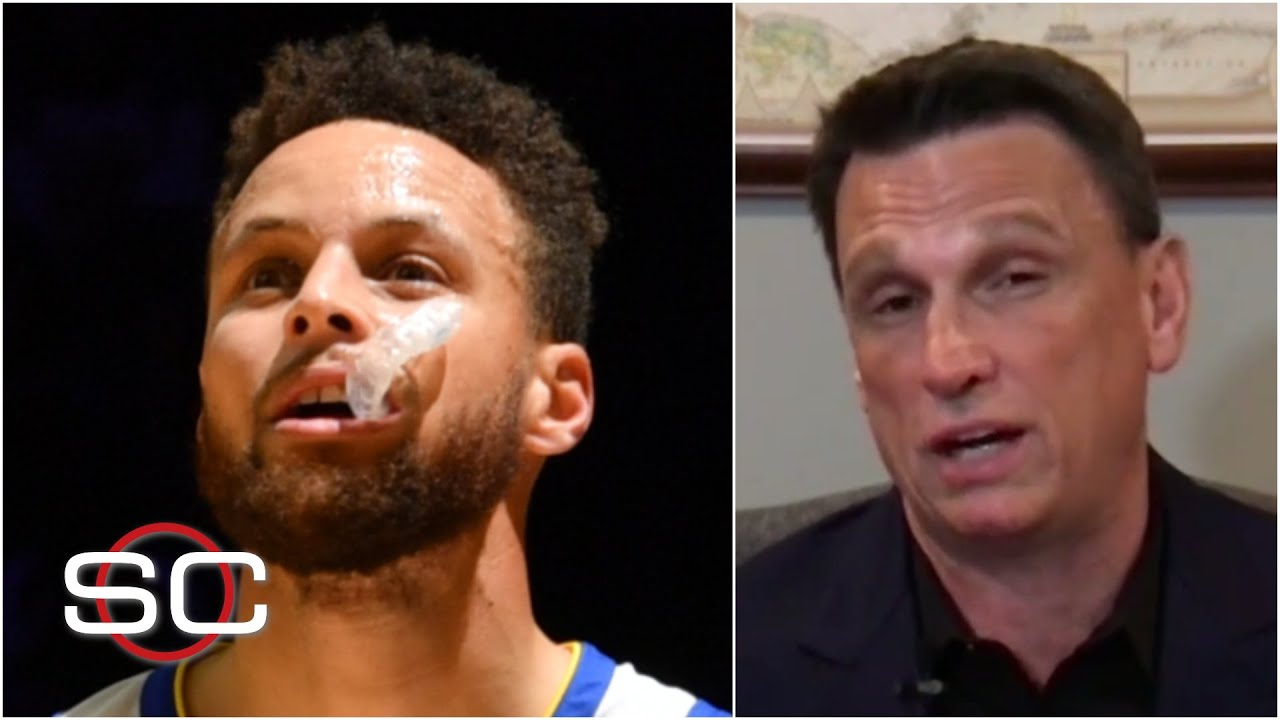Reacting to Steph Curry's 49 vs. the 76ers: He might be 'saving' the regular season! | SportsCenter