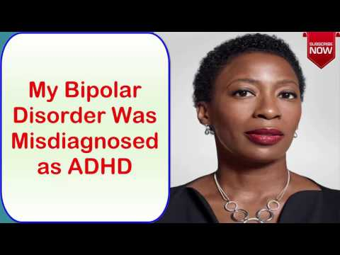 My Bipolar Disorder Was Misdiagnosed as ADHD