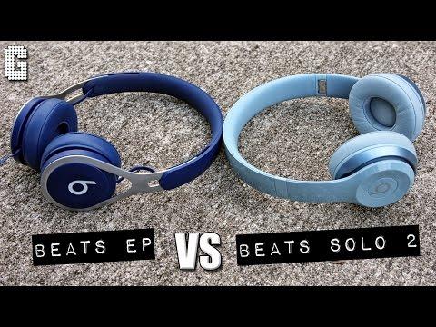 Showdown: BEATS EP vs BEATS SOLO 2