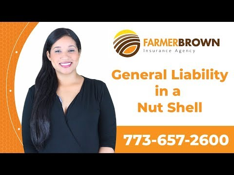 General Liability in a Nut Shell (Part 2)