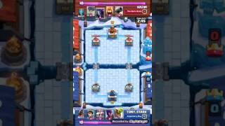 Download My Best attack In clash Royale By Tony Stark Video