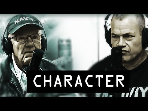 Defining and Building Character: Jocko Willink and Capt. Charlie Plumb