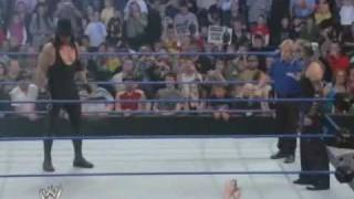 Jeff Hardy vs The Undertaker - Extreme Rules (Part 1\2)