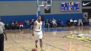 2016-17 AHSAA Basketball: Mae Jemison 68, Lee-Huntsville 37