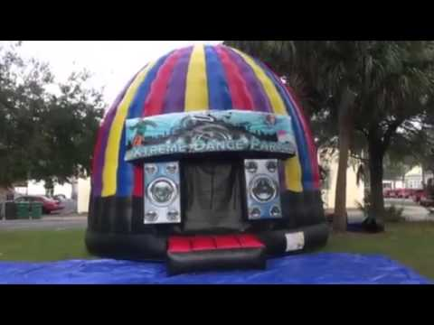 Rent a Bounce House Dance Dome Portland Maine