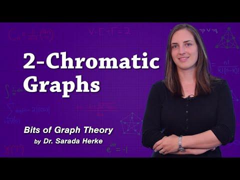 Graph Theory: 65. 2-Chromatic Graphs
