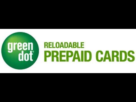 Greendot Prepaid Visa Card Bobby Whataman Jackson
