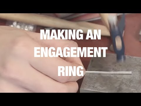 How to Make an Engagement Ring From Scratch