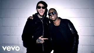 Taio Cruz ft. Travie McCoy - Higher (Official Video)