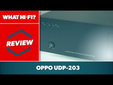 Oppo UDP-203 review - the best 4K Ultra HD Blu-ray player?