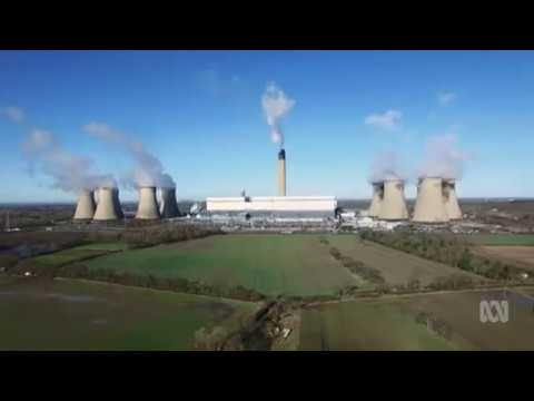 UK plans to reduce electricity generated from coal to zero by 2025