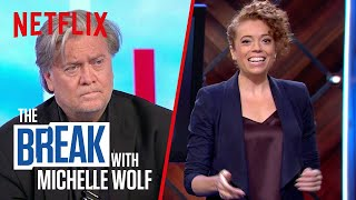 The Break with Michelle Wolf | FULL EPISODE - Entertainment Explosion | Netflix
