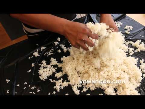 Tibetan Chang: How to Make Rice Beer