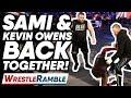Sami Zayn Kevin Owens Together Again WWE Smackdown Live May 14 2019 Review WrestleTalk