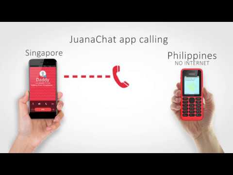 Calling to the Philippines with JuanaChat
