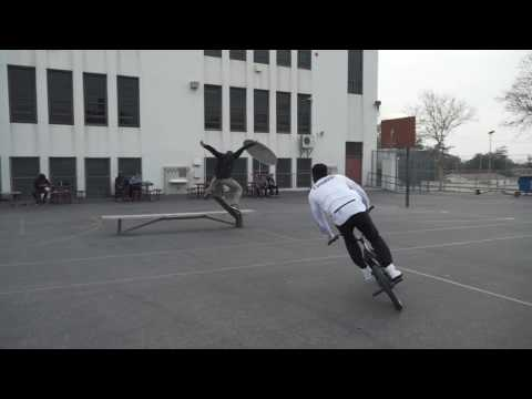 Paul Rodriguez & Nigel Sylvester School Yard Session