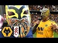 SIN CARA SEES WOLVES WIN Wolves Vs Fulham 1 0 Match Day Vlog
