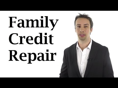 Welcome to Family Credit Repair | Fix Bad Credit Fast